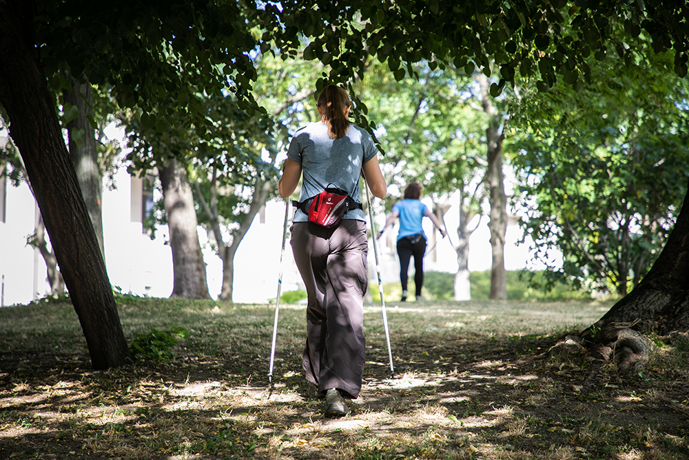 Nordic Walking Érted! #1